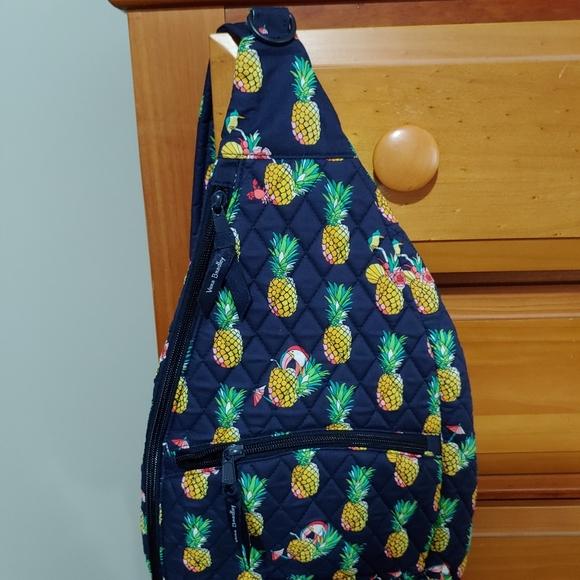 Vera Bradley Essential Sling Backpack